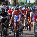 Pillanatfelvételek a Magyar Kerékpáros Körverseny székesfehérvári áthaladásáról