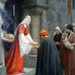 Magyar szentek - Árpádházi Szent Erzsébet
