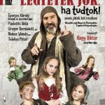 Legyetek jók, ha tudtok! - zenés játék a Pesti Magyar Színházban